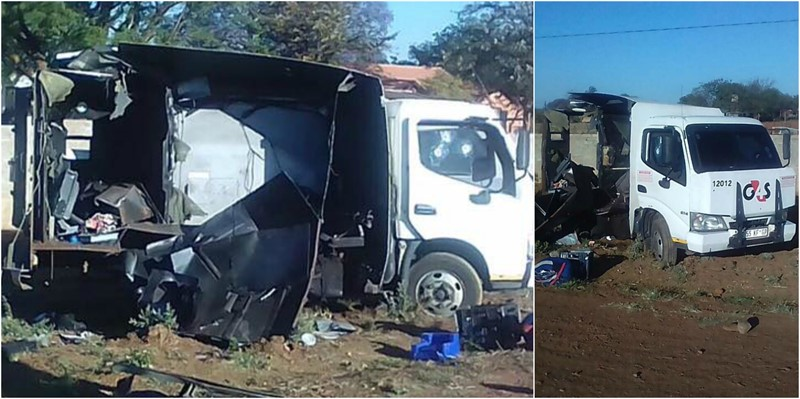 CASH-IN-TRANSIT HEIST: 10 Suspects Strike after shooting tyres of G4S-Cash Vehicle