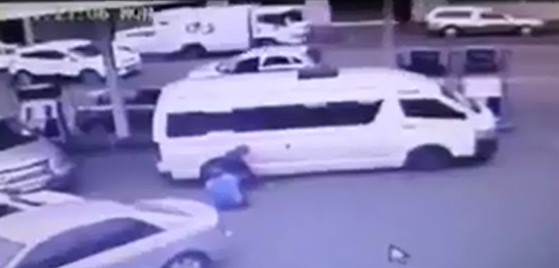 WATCH VIDEO: SECURITY GUARD SHOT & WOUNDED IN CASH-IN-TRANSIT HEIST, FORDSBURG