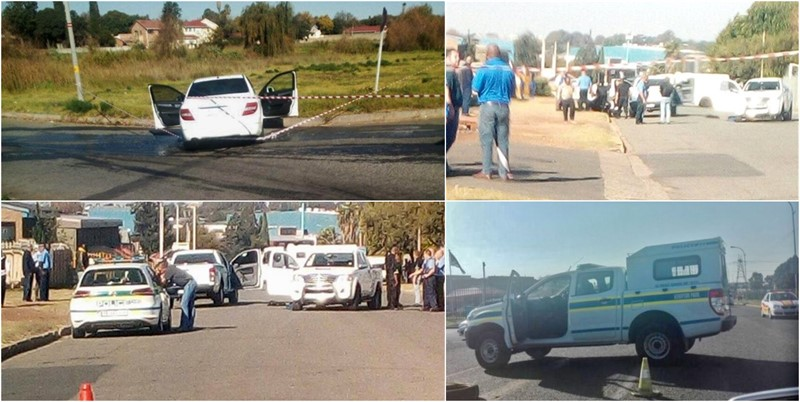 CASH IN TRANSIT: 2 Security Guards Shot in Armed Robbery in Spartan, Kempton Park