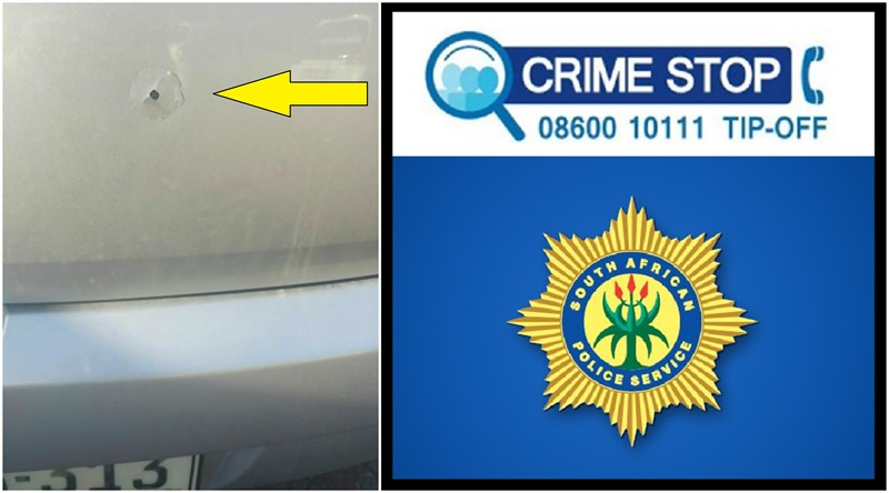 BRACKENFELL SAPS investigating an Attempted Murder case after alleged Shooting on Bottelary road