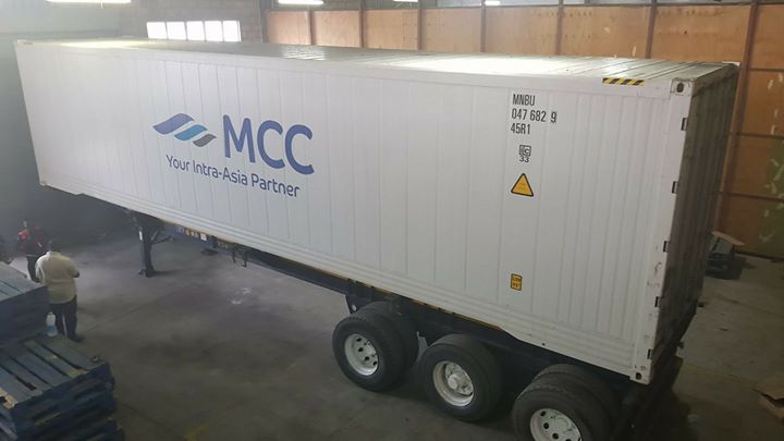Refrigerated Container, Truck Trailer & R1.8 Million worth of Frozen Meat Recovered in Mt. Edgecombe, KZN