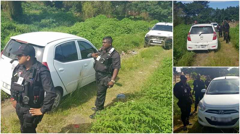 Hyundai i10 Vehicle Taken in Robbery was Recovered in Tongaat, KZN