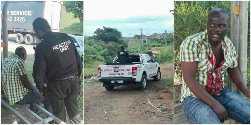 ARMED ROBBERY: 3 Suspects open Fire on Reaction Officers in Phoenix, KZN