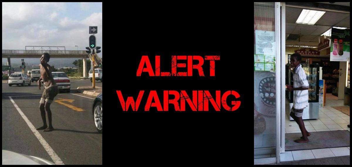 IMPORTANT ALERT - WARNING: Beggars Targeting Motorists - Don