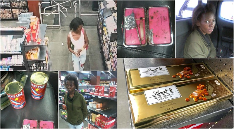 21 Year Old Female Suspect Offer Sexual Favors to Avoid Prosecution, Verulam KZN
