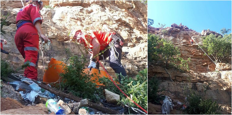 A Woman(27) Declared Dead after Falling from Mountain in Rustenburg Friday evening