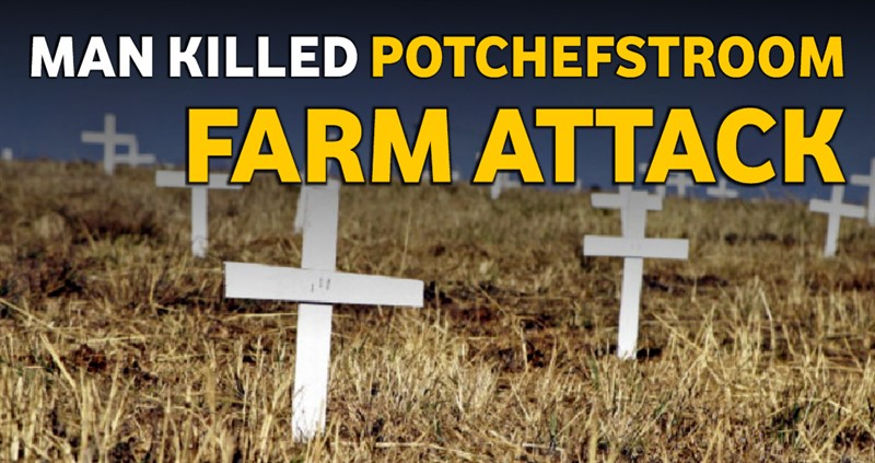 Potchefstroom Farm Attack: A Man in his 70