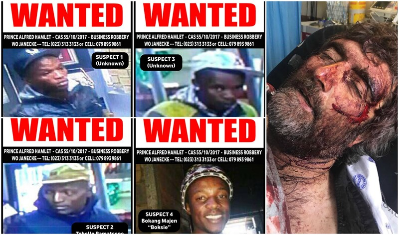 URGENT FARM ATTACK NOTICE - WANTED SUSPECTS: Reward offered for Information...