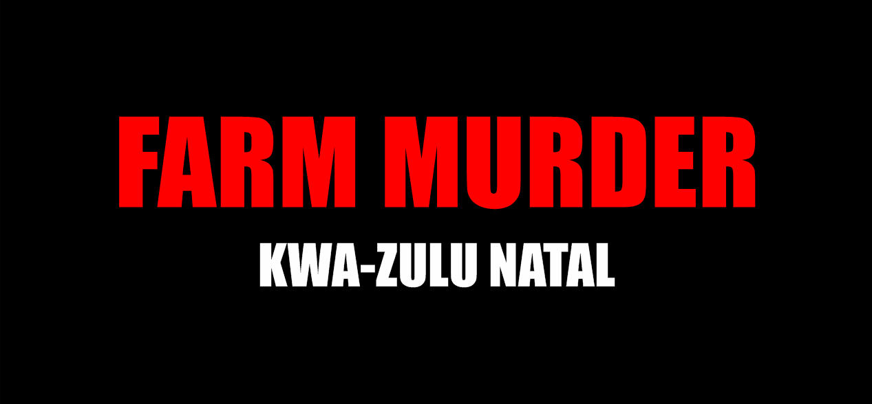 FARM MURDER - 78-Year Old woman Stabbed to death on her farm, 2 Suspects Arrested, KZN