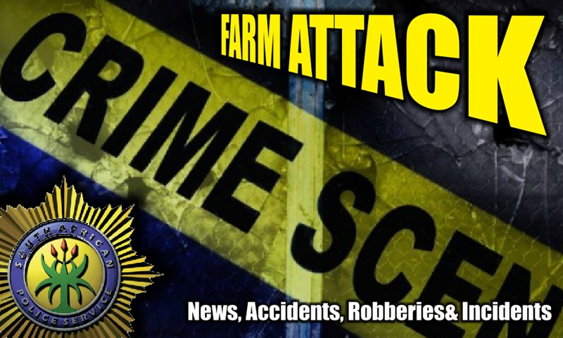 BATHURST FARM ATTACK - 76 Year Old Woman tied with shoelaces, Robbed