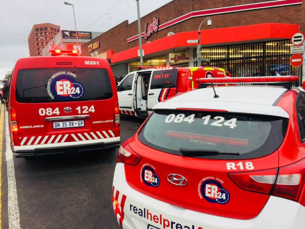 MAN KILLED in Shooting Incident in Pietermaritzburg CBD this morning