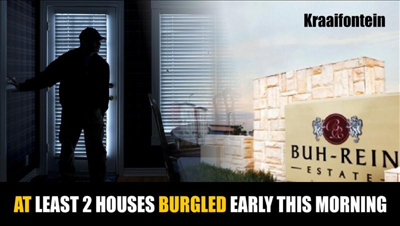 Buh-Rein Estate Resident woke at 03h15 of his son