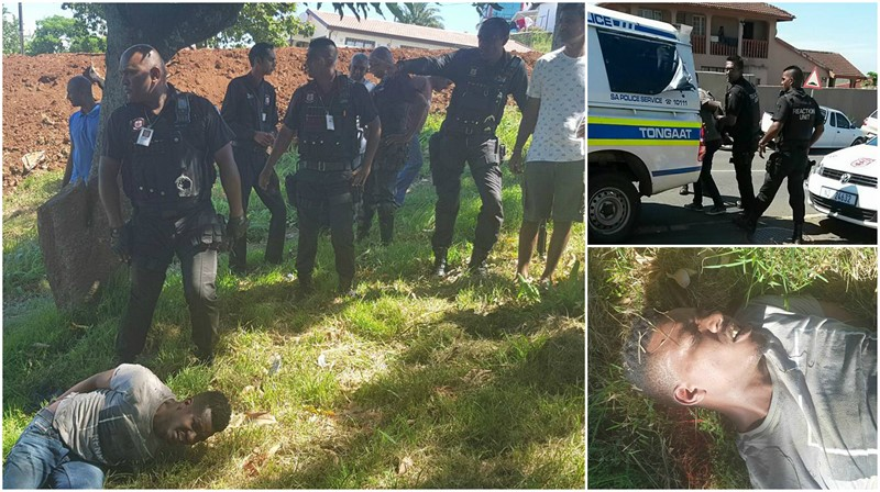 A 23 year old House Break-In Suspect Arrested in Tongaat, KwaZulu Natal