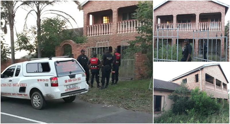Decomposed Body of a Man was Recovered In Abandoned Home in Verulam, KZN