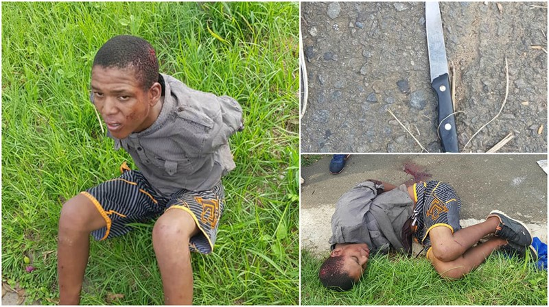 A 23 year old Parolee Apprehended For Robbery in Verulam, KZN