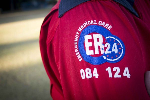 A Fetus was found in plastic bag outside a residence in Secunda this morning