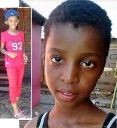 BODY OF MISSING 10 YEAR OLD AUTISTIC GIRL FOUND