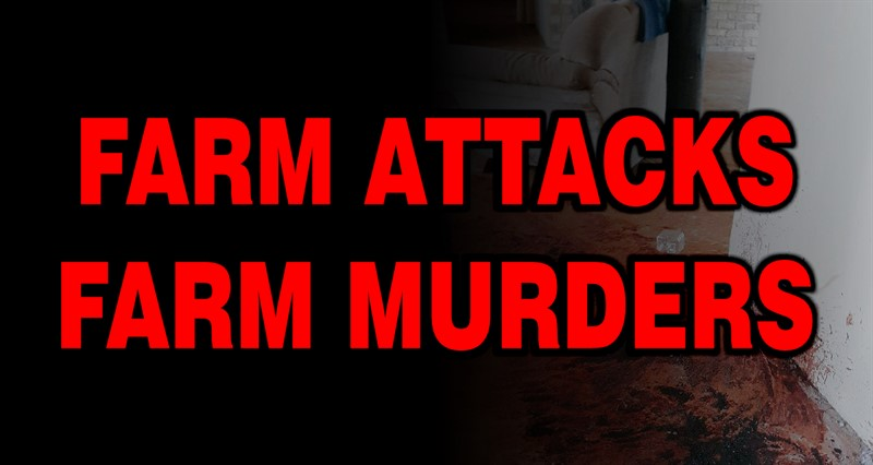 REPORTS: ANOTHER TWO FARM MURDERS IN GAUTENG AND MPUMALANGA