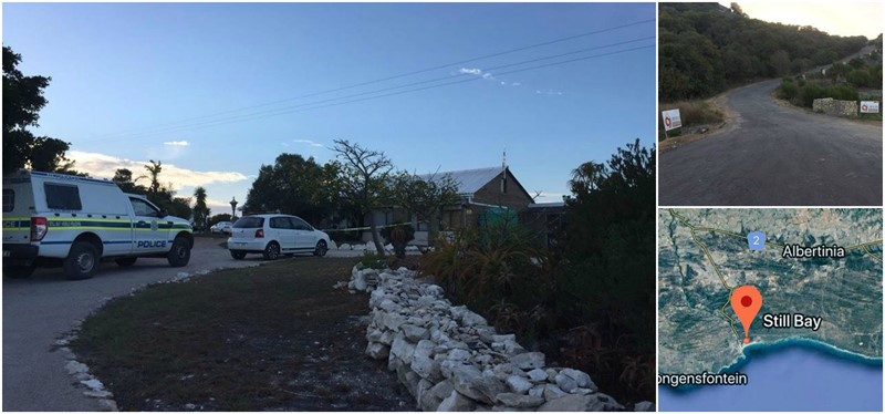 WESTERN CAPE FARM ATTACK & MURDER: Female Victim shot & Killed in Stilbaai