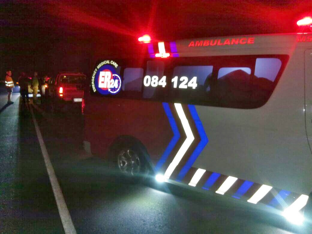 A Woman was Killed, another Critically Injured in Hijacking incident early this morning, R511