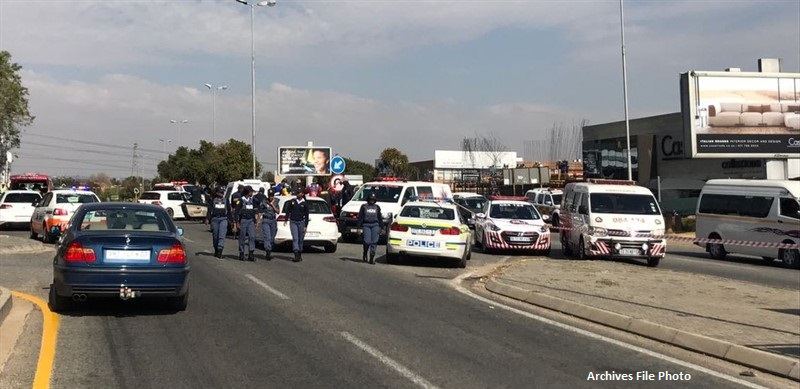 A Man was shot dead in a Shooting Incident on N3 Hammarsdale